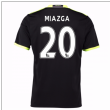 2016-17 Chelsea Away Shirt (Miazga 20) - Kids