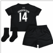 2016-17 Liverpool Away Baby Kit (Henderson 14)