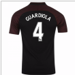 2016-17 Manchester City Away Shirt (Guardiola 4) - Kids