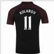 2016-17 Manchester City Away Shirt (Kolarov 11) - Kids