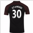 2016-17 Manchester City Away Shirt (Otamendi 30) - Kids