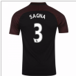 2016-17 Manchester City Away Shirt (Sagna 3) - Kids