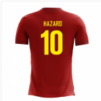 2018-2019 Belgium Airo Concept Home Shirt (Hazard 10) - Kids
