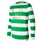 Celtic 2017-2018 Home Long Sleeve Shirt