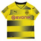 Borussia Dortmund 2017-2018 Home Shirt (Kids)