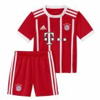 Bayern Munich 2017-2018 Home Mini Kit