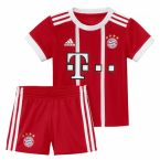 Bayern Munich 2017-2018 Home Baby Kit