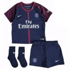 PSG 2017-2018 Home Baby Kit