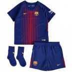 Barcelona 2017-2018 Home Baby Kit