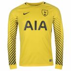 Tottenham 2017-2018 Goalkeeper Shirt (Yellow) - Kids