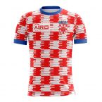 Croatia 2018-2019 Home Concept Shirt