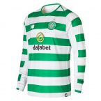 Celtic 2018-2019 Home Long Sleeve Shirt