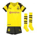 Borussia Dortmund 2018-2019 Home Mini Kit