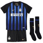 Inter Milan 2018-2019 Home Mini Kit