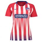 Atletico Madrid 2018-2019 Ladies Home Shirt