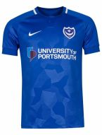 Portsmouth 2018-2019 Home Shirt