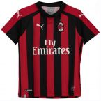 AC Milan 2018-2019 Home Shirt (Kids)