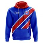 Iceland 2018-2019 Home Concept Hoody