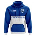Greece 2018-2019 Home Concept Football Hoody (Kids)