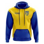 Sweden 2018-2019 Home Concept Hoody (Kids)