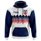 England 2018-2019 Home Concept Football Hoody (Kids)