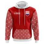 Russia 2018-2019 Home Concept Football Hoody (Kids)