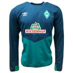 Werder Bremen 2018-2019 Drill Top (Legion Blue)