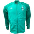 Werder Bremen 2018-2019 Walkout Jacket (Green)