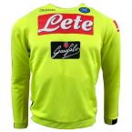 Napoli 2018-2019 Training Sweat (Yellow)