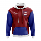 Netherlands Concept Country Football Hoody (Blue)