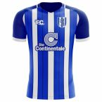 Hertha Berlin 2018-2019 Home Concept Shirt