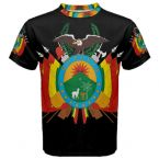 Bolivia Coat of Arms Sublimated Sports Jersey