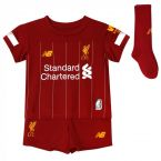 Liverpool 2019-2020 Home Little Boys Mini Kit