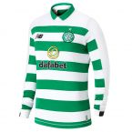 Celtic 2019-2020 Home Long Sleeve Shirt