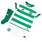Celtic 2019-2020 Home Little Boys Mini Kit