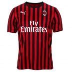 AC Milan 2019-2020 Home Shirt (Kids)