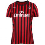 AC Milan 2019-2020 Womens Home Shirt