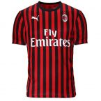 AC Milan 2019-2020 Home Authentic Shirt