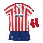 Atletico Madrid 2019-2020 Home Baby Kit