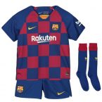 Barcelona 2019-2020 Home Mini Kit