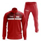 Monaco Concept Football Tracksuit (Red)