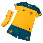 Celtic 2019-2020 Away Little Boys Mini Kit