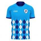Pescara 2019-2020 Home Concept Shirt