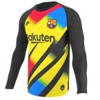 Barcelona 2019-2020 Goalkeeper Shirt (Yellow)