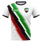 United Arab Emirates 2020-2021 Home Concept Shirt - Adult Long Sleeve