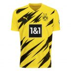 Borussia Dortmund 2020-2021 Home Shirt (Kids)