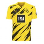 Borussia Dortmund 2020-2021 Home Authentic Shirt