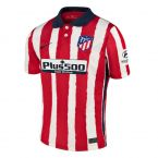 Atletico Madrid 2020-2021 Home Shirt