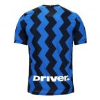 Inter Milan 2020-2021 Authentic Vapor Match Home Shirt