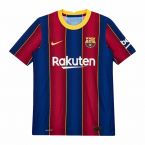 Barcelona 2020-2021 Home Vapor Match Shirt (Kids)